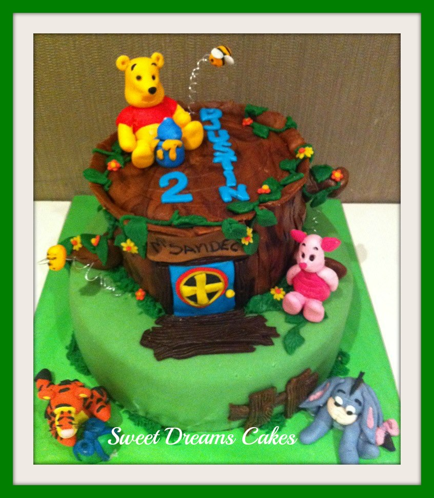 winnie de pooh & friends